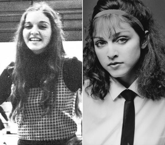 Az olasz származású énekesnő Madonna Louise Ciccone néven látta meg a napvilágot Michiganben. Kamaszlányként még táncosnőnek tanult, ám amikor rájött, ebben nem arathat komoly sikereket, váltott, és énekelni kezdett.