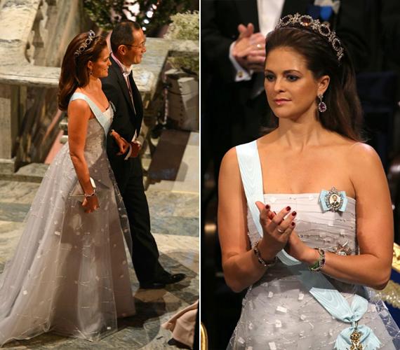 Nem csoda, hogy minden szem rászegeződött, amikor Magdolna hercegnő belépett a városháza hatalmas csarnokába.