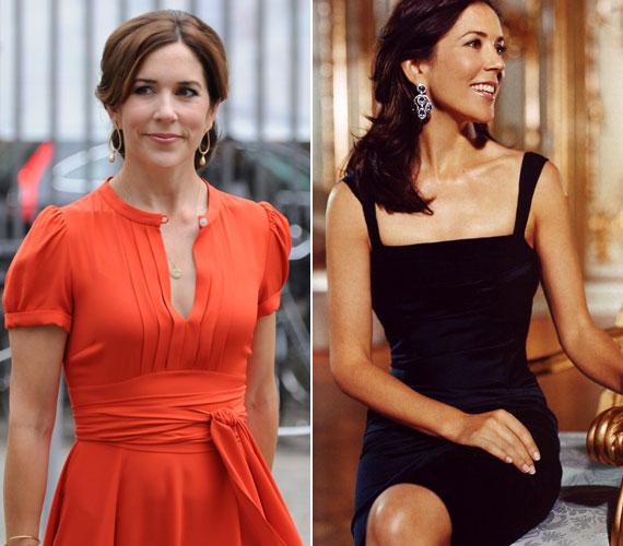 A 41 éves dán hercegnő kellő stílussal viseli az elegáns, extravagáns és nőies ruhadarabokat.