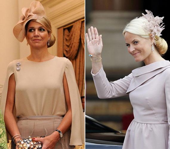 Maxima, Hollandia királynéja a kilencedik, Haakon norvég trónörökös felesége, Mette-Marit a tizedik a listán.