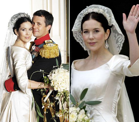 Az ausztrál származású Mária a 2000. évi nyári olimpiai játékok alkalmával ismerkedett meg a dán királyi herceggel, aki három év múlva jegyezte el.