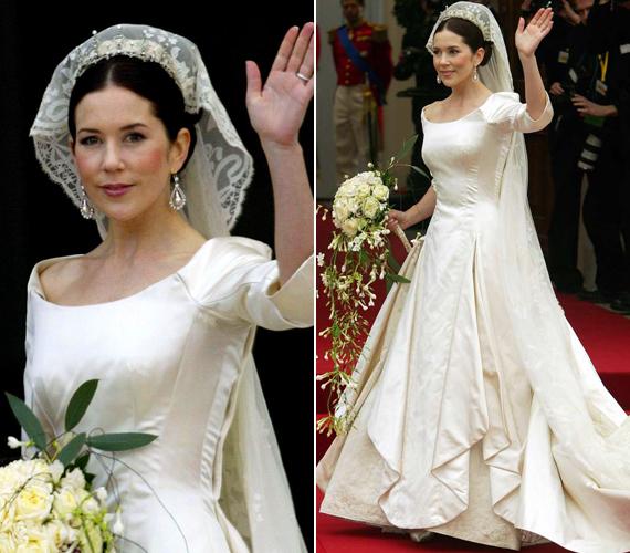 A tasmaniai Hobartban született hercegné és Frigyes koronaherceg a 2000. évi nyári olimpiai játékokon ismerkedtek meg, és 2004-ben házasodtak össze.