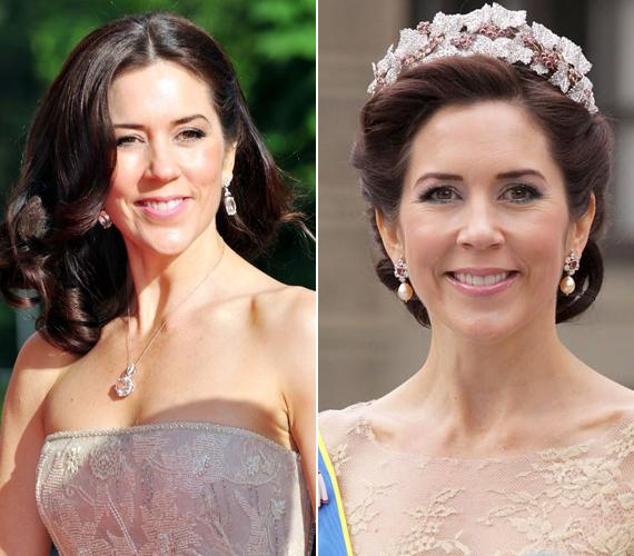 Mária hercegnét gyakorta hasonlítják össze a britek kedvencével, Katalinnal, népszerűsége vetekszik az övével.