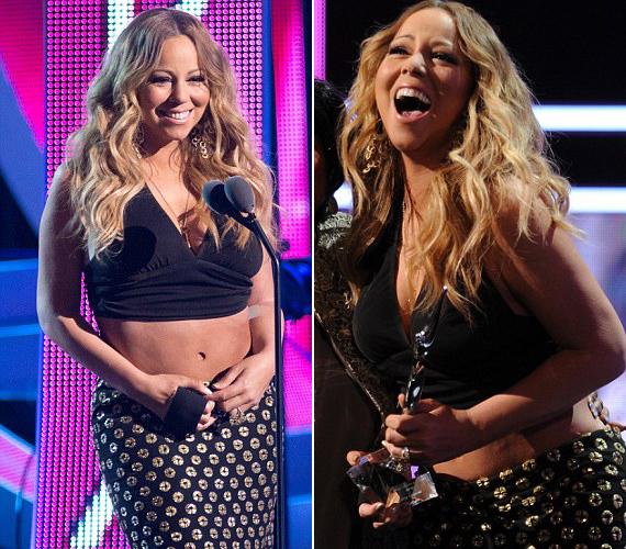 Az énekesnő hasán látszott, hogy narancsbőrrel küzd, a kritikusai szerint ezért is jobb lett volna kerülni az ilyen megjelenést.