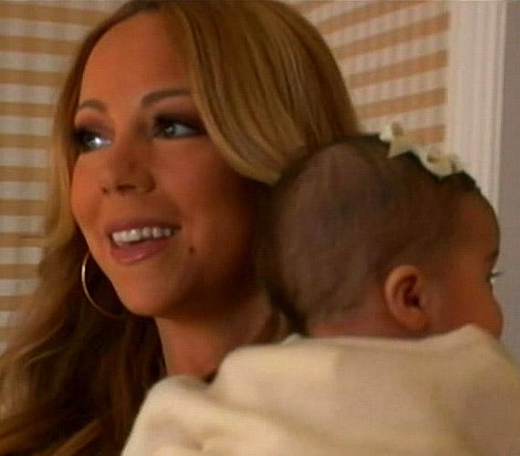 Az énekesnő élete teljesen megváltozott, mióta édesanya lett, de ő ezt egy cseppet sem bánja.