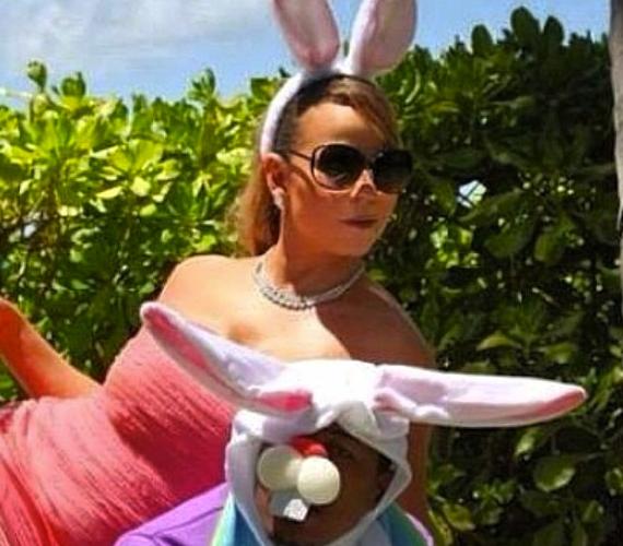 Mariah Carey mindenre rá tudja venni fiatalabb férjét.
