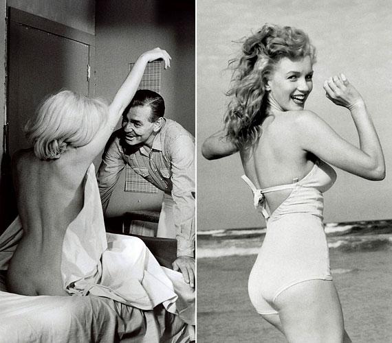 Híresen formás hátsóját a Kallódó emberek című film egyik Clark Gable-lel közös jelenetében fedetlenül is megmutatta.