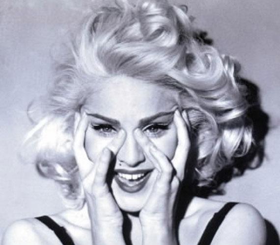 A legtökéletesebben Madonna bújt a bőrébe.