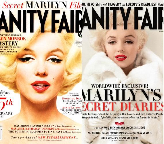 A magazin már korábban is címlapra tette a mindössze 36 éves kort megélt sztárt.