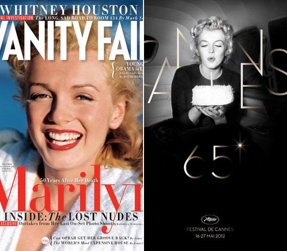 Íme, a Vanity Fair júniusi számának címlapja. A 65. cannes-i fesztivál is a legendás színésznővel ünnepel.