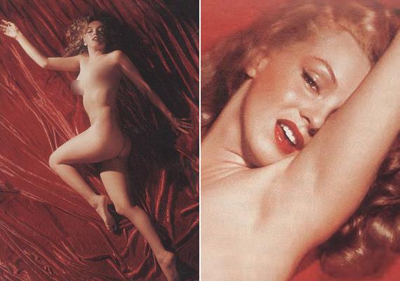 A közönség megbolondult Marilyn Monroe-ért, akit szabályos arcával, szőkeségével és nőies idomaival igazi nőnek tartottak.