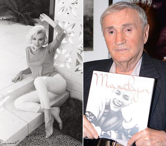 A fotós visszaemlékezése szerint Marilyn Monroe mindenkivel kedves és udvarias volt a forgatásokon, egyáltalán nem hordta fenn az orrát.