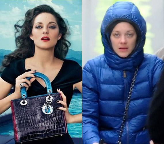 Szépségére a Dior is felfigyelt, a színésznő népszerűsíti a divatház táskakollekcióját.