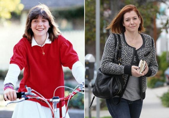 Alyson Hannigan az Így jártam anyátokkal sorozat befejezése óta visszavett a tempóból, csak sorozatokban vállal el egy-egy epizódszerepet és a Szófia hercegnő sorozatban szinkronizálja Wintert.