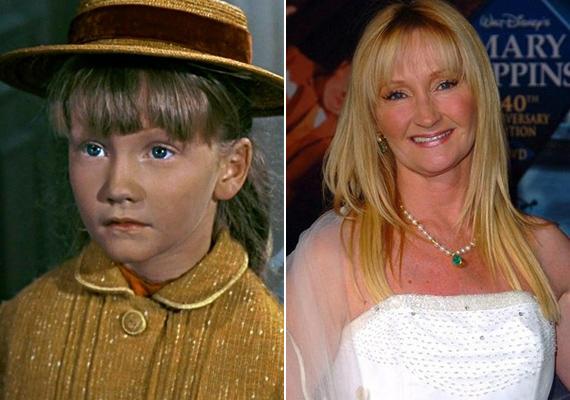 A Jane Bankset alakító Karen Dotrice a '80-as évekre végleg feladta a színészkedést, hogy főállású anya lehessen. Karen három gyereket nevel, férje pedig a Playboy Entertainment programigazgatója.