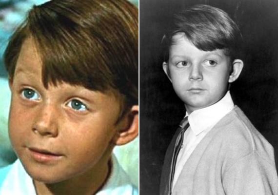 A kis Michaelt játszó Matthew Gerber fiatalon hunyt el, alig volt 21 éves, amikor egy Indiából behozott betegség végzett vele. A Mary Poppins forgatása után szándékosan eltűnt a média elől, csak későbbi halálhírét hozta nyilvánosságra a családja.