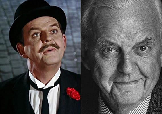 A szigorú George Banks-et alakító David Tomlinson már nincs köztünk, 83 éves korában, 2000-ben álmában hunyt el. A Mary Poppins után nem sok neves filmben tűnt fel, de szerepelt A kicsi kocsi kalandjaiban és a Hawaii Five-O egy-egy epizódjában is. Hírhedt volt arról, hogy városkájában a kisrepülőjével alacsonyan szállt a házak felett, ami miatt a bíróságon kötött ki.
