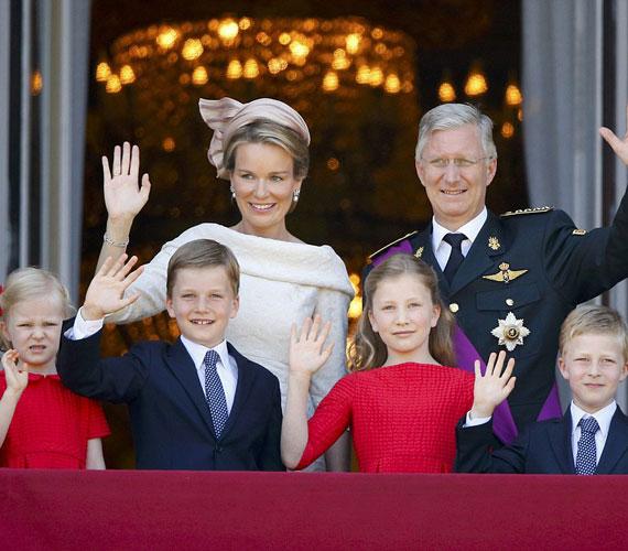 Miután Fülöp elfoglalta a trónt, Matilda lett az első belga születésű belga királyné. Négy gyermeket szült eddig férjének: Erzsébet 2001-ben, Gábor 2003-ban, Emánuel 2005-ben, Eleonóra 2008-ban jött világra.