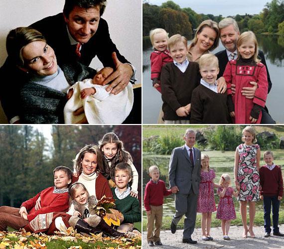 Matilda 2001. október 25-én adott életet első gyermekének, Erzsébetnek, aki az 1991-es utódlási törvény értelmében apja és a belga trón örököse. A hatfős belga királyi család példamutató életet él.