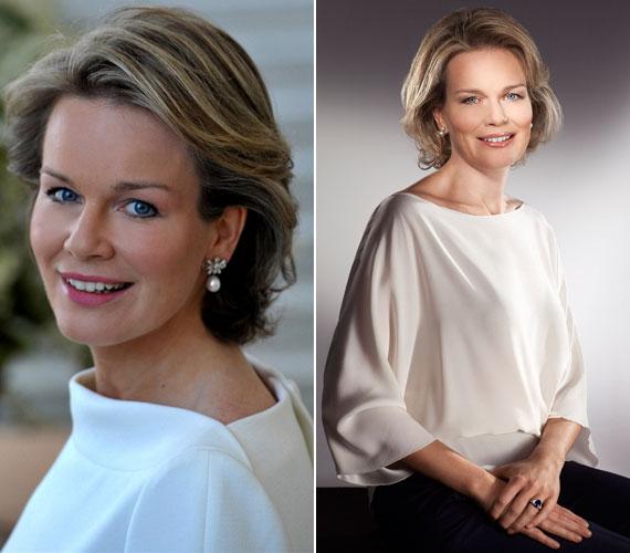 Matilda két európai hercegnőnek is keresztanyja: Alexia holland hercegnőnek és Izabella dán hercegnőnek.