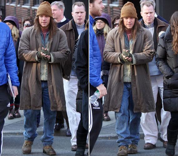A fotók láttán elképzelhetetlennek tűnik, hogy 2007-ben Matt Damon érdemelte ki a Sexiest Man Alive, vagyis a világ legszexibb férfija címet.