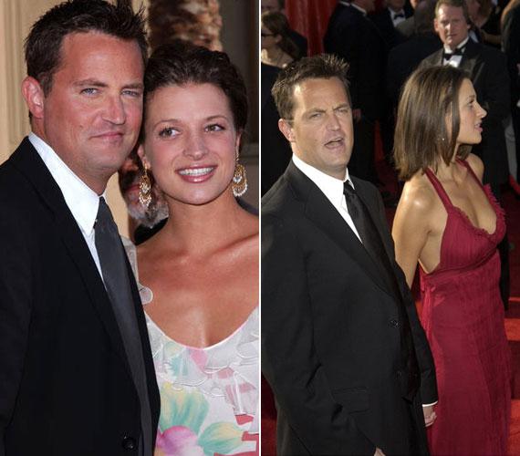 Az ezredfordulót követő években Rachel Dunn volt a barátnője, akivel 2005-ben szakított, pedig szép és összeillő pár voltak.