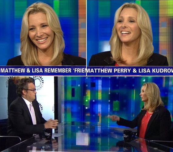 Július végén a két sztár a CNN vendége volt, ahol megerősítették, a Jóbarátok sztárjai nem állnak újra össze. Kudrow azt mondta, őt magát sem érdekelné, mi van a szereplőkkel tíz év elteltével.