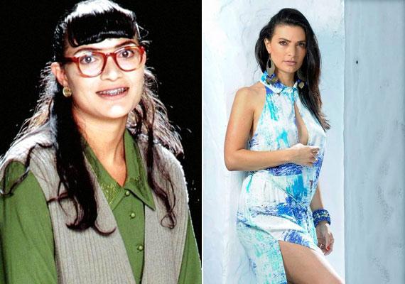 Te is nézted a '90-es évek egyik, hazánkban is közkedvelt szappanoperáját, a Betty, a csúnya lányt? A karaktert megformáló Ana María Orozco 42 éves, és a való életben mindig is olyan szép volt, mint a jobb oldali fotón.