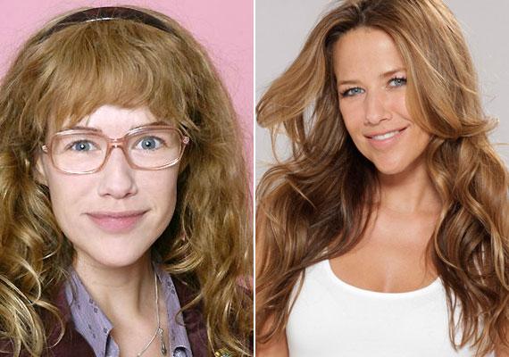 2005-ben vetítették hazánkban a Lisa csak egy van című sorozatot, amelyben a való életben dögös színésznőt, Alexandra Neldelt ugyancsak átlagos kinézetűre maszkírozták.