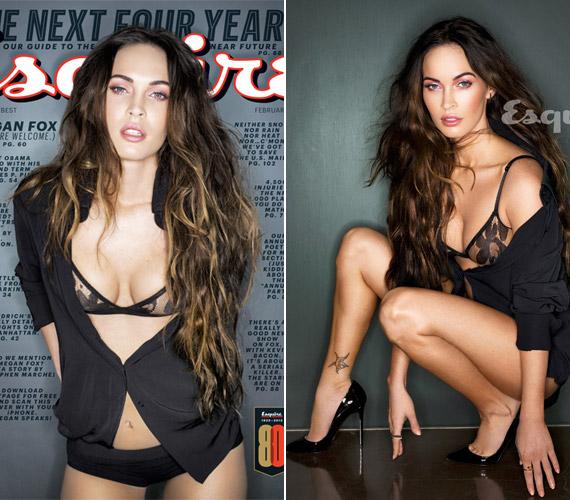 Szinte hihetetlen, hogy csupán négy hónapja szült. A 26 éves Megan Fox anyukaként is rendkívül szexi.