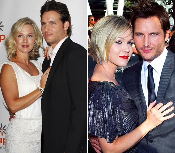 Jennie Garth és a Twilight-filmek sztárja, PeterFacinelli 11 év után vált el, bár mint mondták, lányaik miatt megpróbálták megmenteni a házasságukat, de mindez kudarcba fulladt.