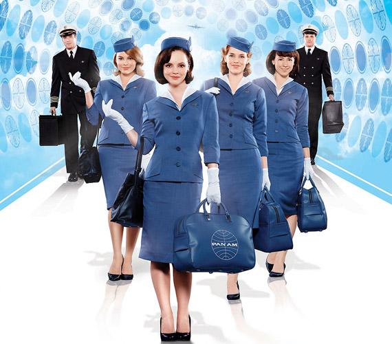 A Pan Am című sorozat, amit itthon a Fem3 csatornán láthatnak a nézők, szinte biztosan kaszát kap az évad végén.