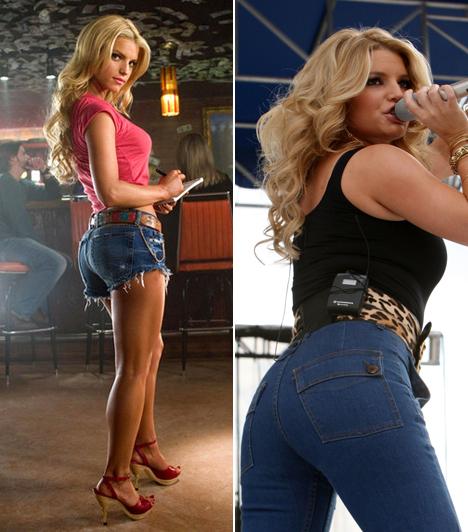 Jessica Simpson2009 első felében a szőke bombázót sok kritika érte a bulvársajtó részéről, mert felszedett pár kilót. 2011-ben is sokat cikkeztek róla súlyfeleslege miatt, mígnem az év végén kiderült: terhes.Kapcsolódó címke:Jessica Simpson »