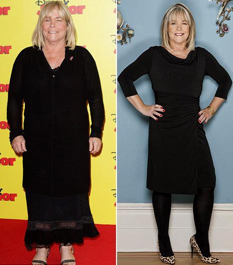 Linda RobsonA brit származású színésznő 50 felett is hatalmas átalakulásra volt képes: közel 20 kilót adott le három hónap alatt, így tinédzser lányával hordhat azonos méretet.