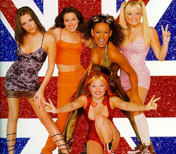 A Spice Girls többi tagja sem úgy néz ki már, mint a csapat fénykorában, a kilencvenes években.