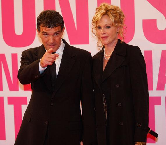 Harmadik és jelenlegi férje, Antonio Banderas 1996-ban vette feleségül, lányuk ugyanabban az évben született meg.