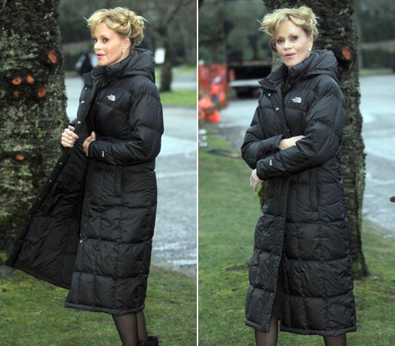 Az 54 éves színésznő férjével, Antonio Banderas-szal együtt szerepel majd a Fox csatorna új sorozatában, ha rábólintanak a fejesek.