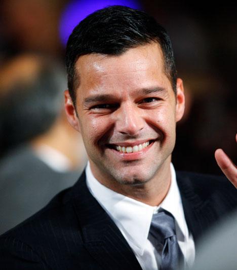 Ricky Martin  A Puerto Ricói popsztár 2010. március 29-én ismerte be a honlapján közzétett hivatalos közleményben, hogy a saját neméhez vonzódik.  Kapcsolódó cikk: Ritka közös fotók! Ricky Martin ezzel a sármos pasival osztja meg az ágyát »