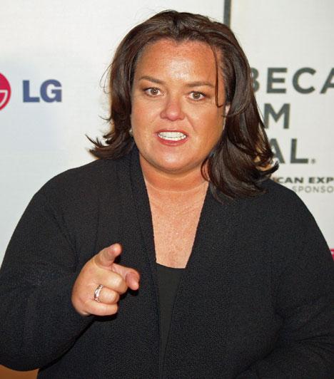 Rosie O'Donnell  A Zsarulesen 2 sztárja 2002 februárjában osztotta meg a világgal, hogy a saját neméhez vonzódik, azóta pedig a melegek és leszbikusok jogi egyenlőségéért küzdő aktivistaként is jelentős hírnévre tett szert.