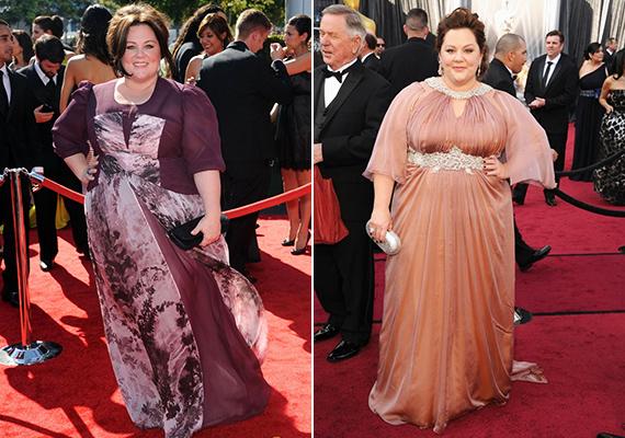 Melissa McCarthy a Redbooknak adott interjújában vallotta be, hogy Oscar-jelölésekor több tervező is elutasította az alkata miatt. A színésznőt nagyon bántotta a dolog, de pont ennek köszönheti, hogy saját ruhamárkát hozott létre.