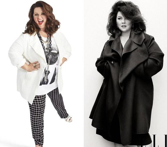 A Redbook és az Elle magazin címlapján is szerepelt már a színésznő, és igazán nőies képek születtek.