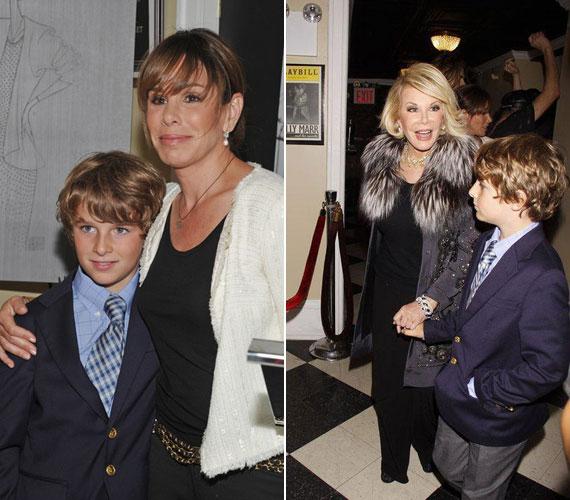 Egyetlen közös gyermekük, Edgar Cooper Endicott néhány évvel később jött a világra.