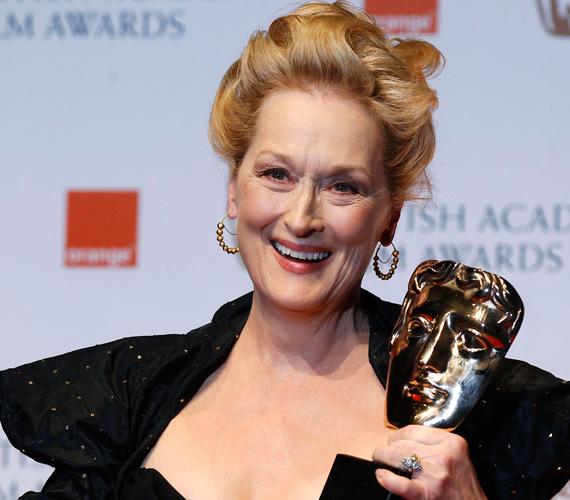 A Vasladyben Margareth Thatcher megformálásáért 2012 januárjában már Golden Globe-bal is kitüntették Meryl Streepet, és jelölték Oscarra is. A szerepért már kilenc díjat és 20 jelölést gyűjtött be.