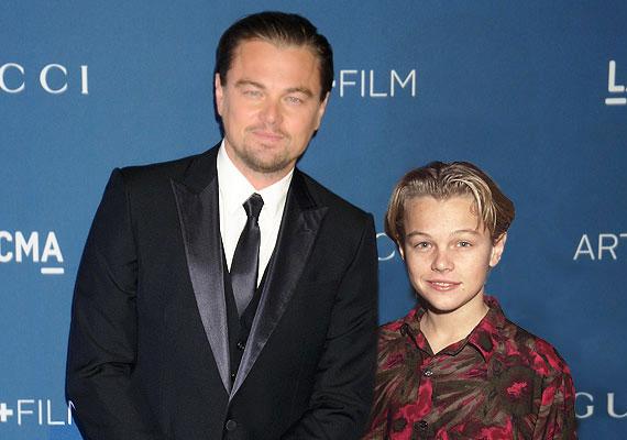 Leonardo DiCaprio 15 éves az itteni képen. Akkor kezdte filmes karrierjét Az új Lassie sorozattal. Az igazi áttörésre sem kellett sokáig várnia, az 1993-as Ez a fiúk sorsa filmben már a kritikusok is éltették.
