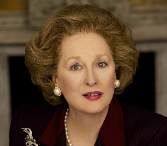 A Vasladyben Meryl Streep az Egyesült Királyság egykori miniszterelnökét, Margaret Tatchert formálta meg.
