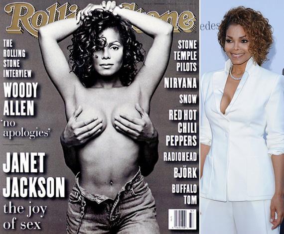 1993 volt az az év, amikor Janet Jackson beérett. Az akkor 24 éves énekesnő aláírt egy csaknem 50 millió dollárról szóló szerződést a Virgin Recordsszal, és megjelentette szexuálisan túlfűtött albumát Janet címmel. A címlapfotó tulajdonképpen maga Janet ötlete volt, aki ahelyett, hogy befotóztatta volna magát a magazin számára, felajánlotta azokat a képeket, amelyeket a lemezborítójához készített Patrick Demarchelier. Végül a Rolling Stone grafikai igazgatója olyan erősnek találta a fotókat, hogy azokból választotta ki a címlapra valót.