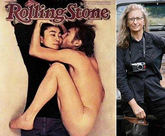 A Rolling Stone a merénylet után a magazinfotóval állított emléket a 40 éves korában tragikusan elhunyt egykori Beatles-tagnak. A címlapfotót 2005-ben a Magazinszerkesztők Amerikai Társasága az elmúlt 40 év legjobbjának választotta.