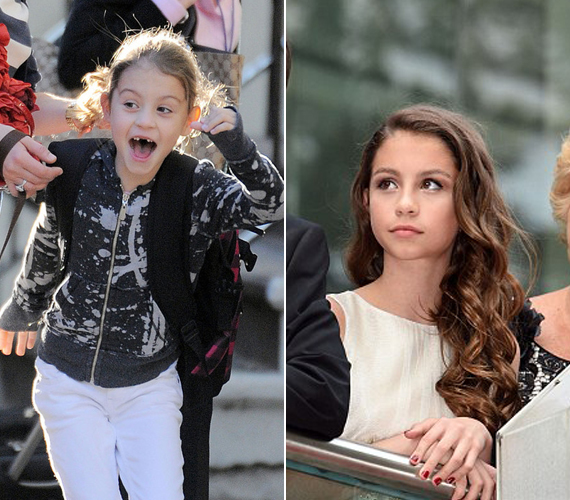 Carys Zeta Douglas Michael Douglas harmadik és Catherine Zeta-Jones második gyermeke. 2003. április 20-án született, tavasszal lett 12 éves. A kislányt korábban sokat bántották a sztárpár rajongói, mondván, nem örökölte anyja szépségét. Nem volt igazuk.