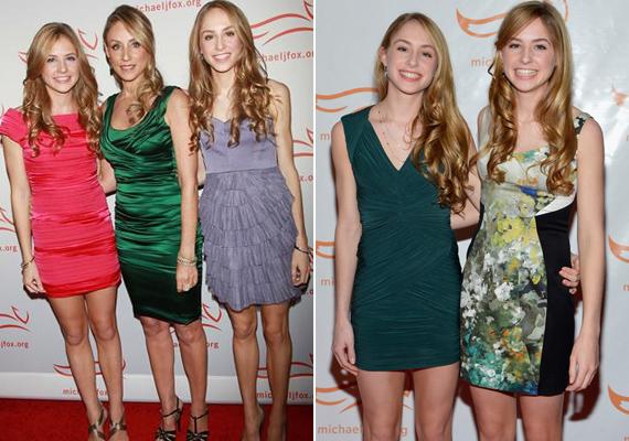 Alig lehet megkülönböztetni egymástól a gyönyörű lányokat, Aquinnah és Schuyler szinte teljesen egyformák.
