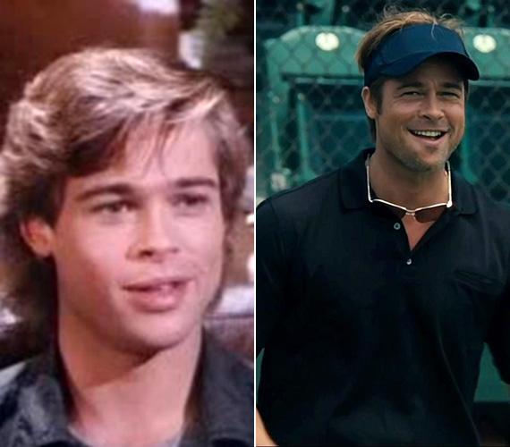 Brad Pitt 1987 és 1988 között négy rész erejéig feltűnt a Dallasban. Oscarra a Pénzcsinálók című filmben nyújtott alakításáért jelölték.